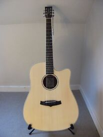 ** Tanglewood TPE DCE ZS Electro Acoustic Guitar**