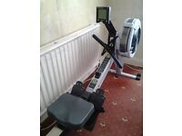 Selling Concept 2 Model C rowing machine