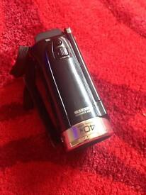 Jvc touchscreen camcorder