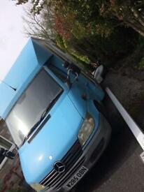 Mercedes campervan for sale