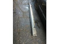 Bmw M5 2010 e60 driver side skirt
