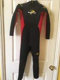 Wetsuit Age 9-10 years