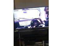 Samsung 3D TV-£100