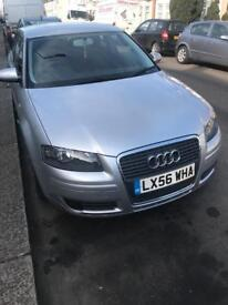 Audi A3 auto Special Edition with 3 keys
