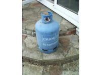 Empty 15kg Calor Gas bottle
