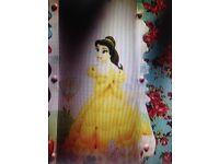 Childrens Girls Disney shop beauty and beast belle Cinderella lamp