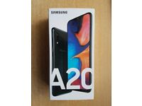 "Samsung Galaxy A20, 32GB/3GB/6.4"", dual sim, Brand NEW, Boxed, Unlocked"
