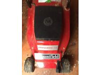 "14"" Mountfield Princess Electric push mower"