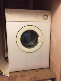 Old Zanussi tumble dryer in great working condition