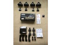 Thule roof rack parts kit 1592 and 754