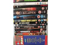 DVDs job lot 5 - at least 40 DVDs (including some boxsets) £15.00 Bargain!