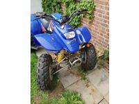 Smc ram 170 road leagl quad bike