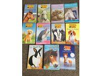Animal Ark Set (£11 as set, or £1 individually)