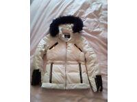 Girls relish coat