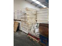 Insulation EPS, PIR 80mm, 50mm, 140mm, 220mm