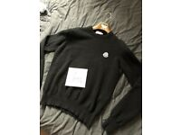 Men's moncler tricot jumper