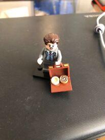 Harry Potter Lego MiniFigure Jacob Kowalski
