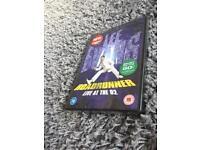Lee Evans Roadrunner Brand New Sealed DVD