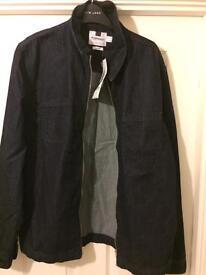 Brand new Men's denim shirt/jacket