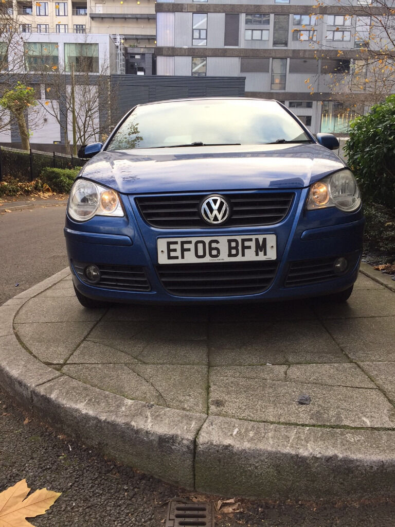 VW Polo 06reg MOT til 03/17 Very good condition 2 doors