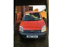 2007 FORD TRANSIT CONNECT 11 MONTHS MOT