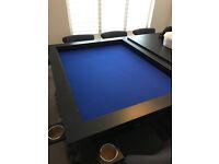 Handmade / Bespoke Board Gaming / Dining Table - Geeknson - 145 x 215cm (external)