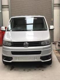 Vw transporter 2011 low mileage