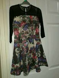 River island Dress Age 9-10 years