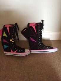 Girls Skechers Boots