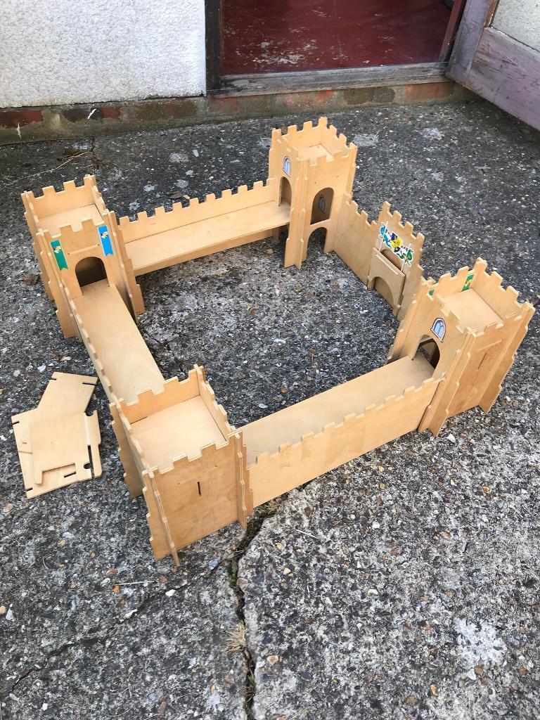 Wooden Knights Castle In Steyning West Sussex Gumtree