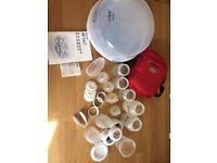 Philips Avent steriliser bundle