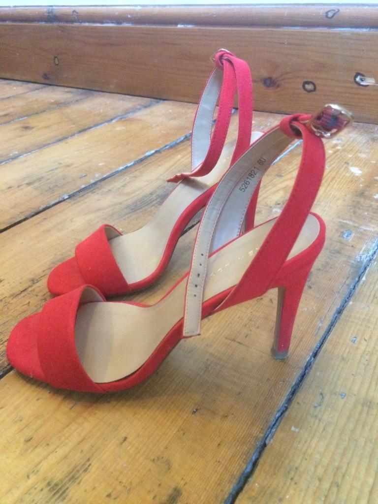 Brand New Red Heels