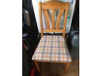 2 Ikea Kitchen Chairs