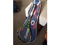 Tennis racquet - new
