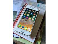 Iphone 8 gold 64gb vodafone + 9 months Apple Warranty