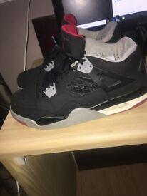 Nike Air Jordan 4 Retro LS Columbia Size 8 8.5 9 9.5 10 11 OG ... c2bae6b728ef9