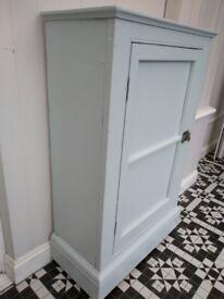 Victorian Linen press cupboard storage