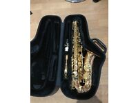 Saxophone (Almost New) Price negotiable