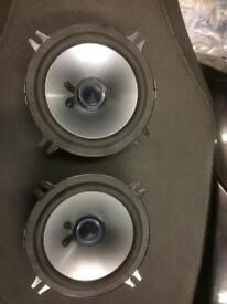 5'' KENWOOD P505 180W watt speaker components