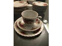 Royal Norfolk tea set