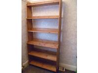 Ikea-Leksvik bookcase