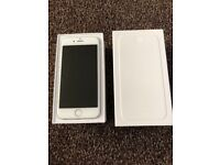 Apple iPhone 6 silver and white ee 16gb