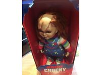 Chucky and Bride dolls