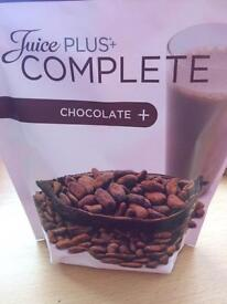 Juice plus chocolate