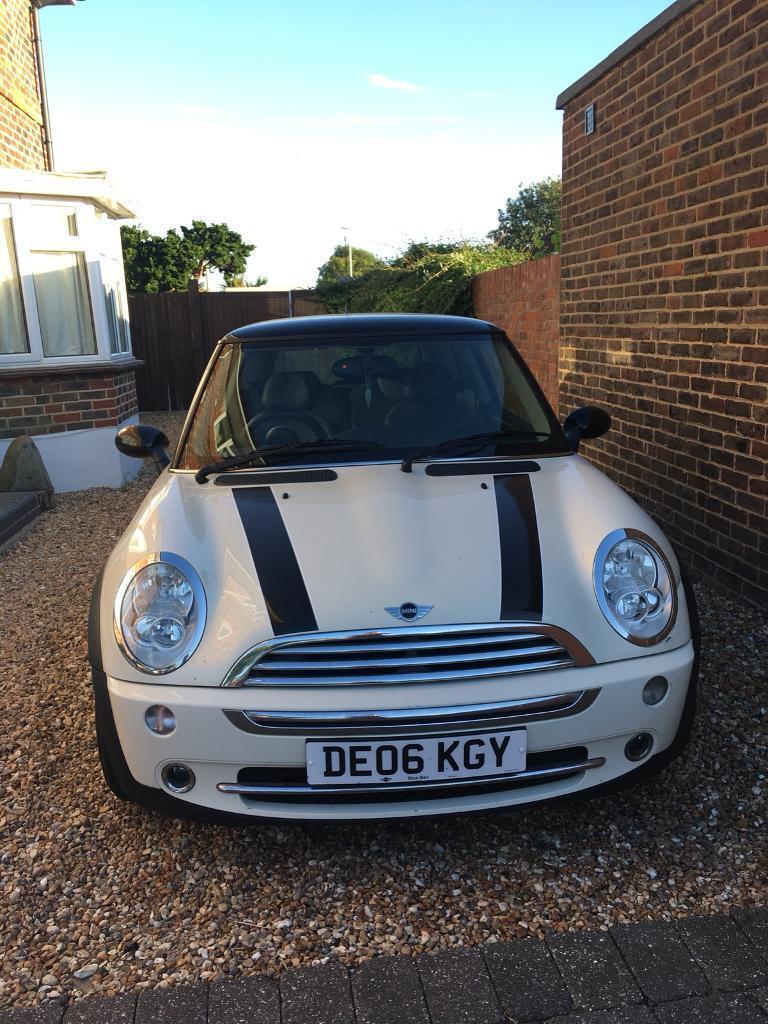 Price Reduced For Quick Sale 2006 Mini Cooper Brand New Mot In