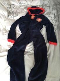 Arsenal onesie