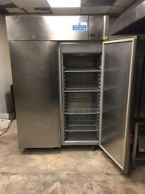 Tall Double Fridge