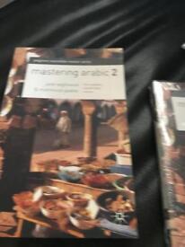 Masterin Arabic book and cd