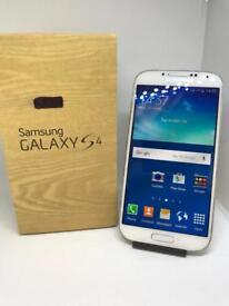 Samsung S4 White Unlocked