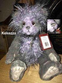 Charlie Bears Kekezza